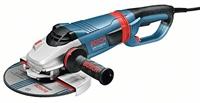 Изображение Угловая шлифмашина BOSCH GWS 24-230 LVI Professional + гайка SDS 0601893F04