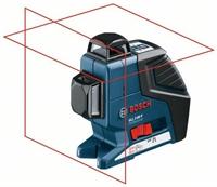 Изображение Лазерный нивелир BOSCH GLL 2-80 P Professional + вкладка под L-Boxx 0601063204