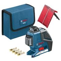 Изображение Лазерный нивелир BOSCH GLL 3-80 P Professional + вкладка под L-Boxx 0601063305