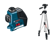 Изображение Лазерный нивелир BOSCH GLL 2-80 P Professional + BT 150 + вкладка под L-Boxx 0601063205