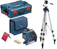 Изображение Лазерный нивелир BOSCH GLL 3-80 P Professional + BT250 060106330B
