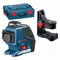 Изображение Лазерный нивелир BOSCH GLL 3-80 P Professional + BM1 (новый) + L-Boxx 0601063309
