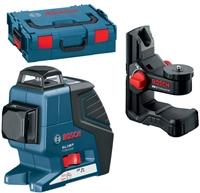 Изображение Лазерный нивелир BOSCH GLL 2-80 P Professional + BM1 (новый) + L-Boxx 0601063208