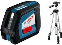 Изображение Лазерный нивелир BOSCH GLL 2-50 Professional + BT 150 + вкладка под L-Boxx 0601063105
