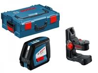 Изображение Лазерный нивелир BOSCH GLL 2-50 Professional + BM1 (новый) + L-Boxx 0601063108
