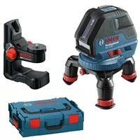 Изображение Лазерный нивелир BOSCH GLL 3-50 Professional + BM1 + L-Boxx 0601063802