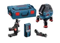 Изображение Лазерный нивелир BOSCH GLL 3-50 Professional + BM1 + LR2 + L-Boxx 0601063803