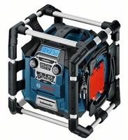 Изображение Радиоприемник и зарядное устройство BOSCH GML 20  0601429700