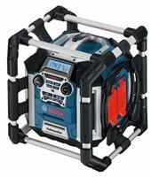 Изображение Радиоприемник и зарядное устройство BOSCH GML 50  0601429600