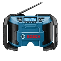 Изображение Радиоприемник и зарядное устройство BOSCH GML 10,8 V-LI  0601429200