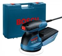 Изображение Эксцентриковая шлифмашина BOSCH GEX 125-1 AE Professional + Case 0601387501