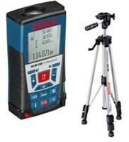 Изображение Лазерный дальномер BOSCH GLM150 + BT150 Professional 061599402H
