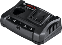 Изображение Зарядное устройство BOSCH GAX 18V-30 Professional 1600A011A9