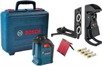Изображение Лазерный нивелир BOSCH GLL 2-20 Professional + BM 3 + кейс 0601063J00