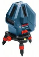 Изображение Лазерный нивелир BOSCH GLL 5-50 X Professional + мини штатив 0601063N00
