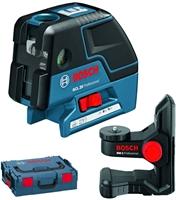 Изображение Комби-лазер BOSCH GCL 25 Professional + BM1 (новый) + L-Boxx 0601066B03