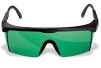 Изображение Очки для наблюдения за лазерным лучом BOSCH зеленые 1608M0005J