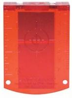 Изображение Мишень красная BOSCH 1608M0005C