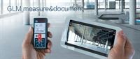 Изображение Мобильное приложение GLM measure & document