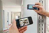 Изображение Мобильное приложение GLM floor plan