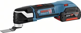 Изображение Аккумуляторный универсальный резак BOSCH GOP 18 V-EC Professional 06018B0001