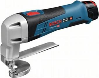 Изображение Аккумуляторные ножницы по металлу BOSCH GSC 12V-13 Professional Solo 0601926105