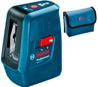 Изображение Лазерный нивелир BOSCH GLL 3 X Professional 0601063CJ0