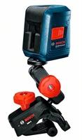 Изображение Лазерный нивелир BOSCH GLL 2 Professional + MM 2 0601063A01