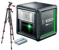 Изображение Лазерный нивелир BOSCH Quigo green + штатив 0603663C01