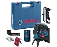 Изображение Лазерный нивелир BOSCH GCL 2-50 Professional + LR6 + RM1 + BM3 0601066F01