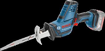 Изображение Аккумуляторная ножовка BOSCH GSA 18 V-LI C Professional Solo 06016A5001
