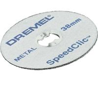 Изображение Отрезной диск по металлу Dremel SC456B 12 шт 2615S456JD
