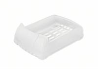 Изображение Защитный кожух для аккумуляторов BOSCH EXACT ION, ANGLE EXACT ION Compact 2 Ah 10 шт прозрачный 0602494014