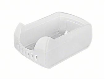 Изображение Защитный кожух для аккумуляторов BOSCH EXACT ION, ANGLE EXACT ION Premium 4/5 Ah 10 шт прозрачный 0602494015