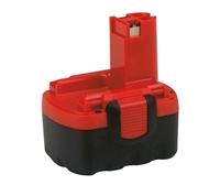 Изображение Аккумуляторная батарея BOSCH 14.4V 2.6Ah NiMH 10 шт 0602490027