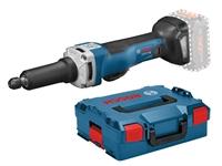 Изображение Аккумуляторная прямая шлифмашина BOSCH GGS 18V-23 PLC L-BOXX Professional 0601229200